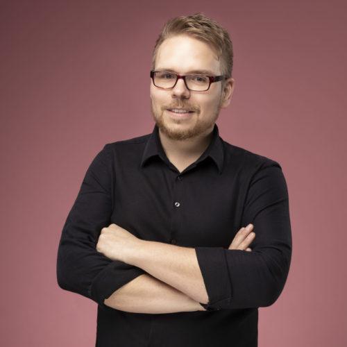 Mario Irrmischer Mitglied des hello creator e.V.