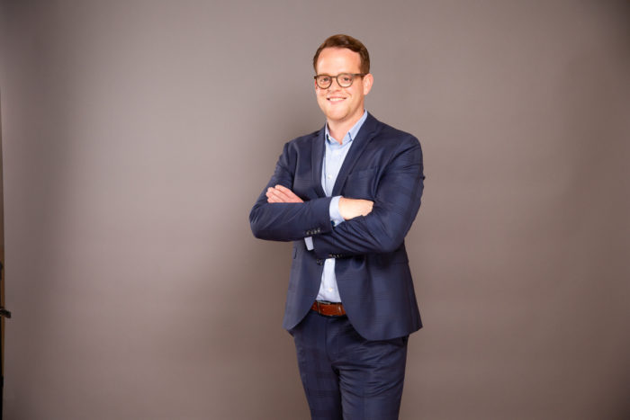 Daniel Jokisch Mitglied des hello creator e.V.