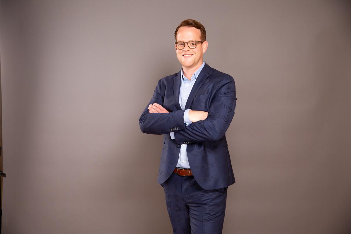 Vereinsmitglied Daniel Jokisch