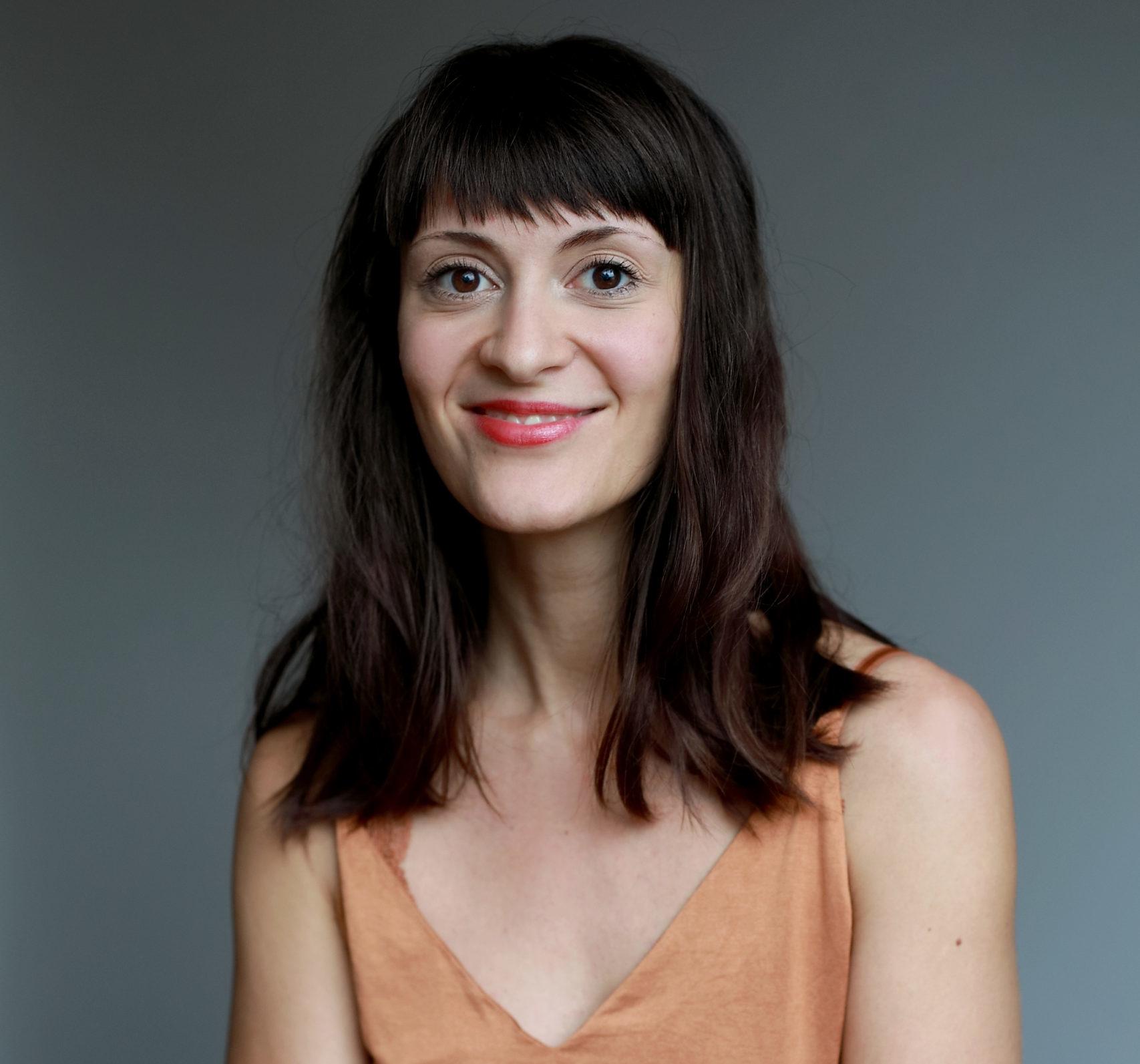 Vereinsmitglied Nora Huszka