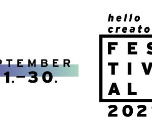 hello creator festival logo
